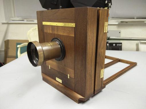10×8 Tailboard Camera