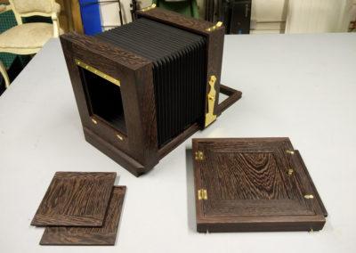 1/2 Plate Tailboard Camera