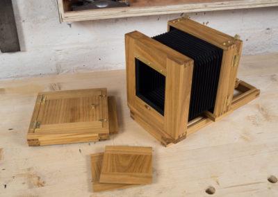 5×4 Tailboard Camera
