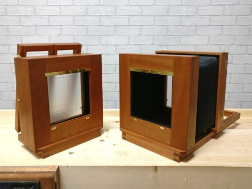 Two 10×8 Tailboard Cameras