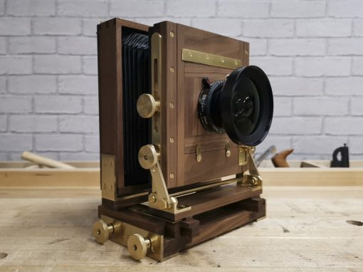 5×4 Wide Angle Film Camera