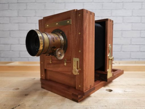 5×4 Tailboard Camera with Movements