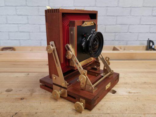 4×5 Folding Field Camera